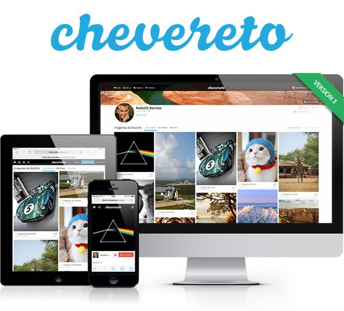 Chevereto v3.10.14 - Iimages Hosting Script - NULLED
