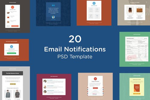 Email Notifications 2018