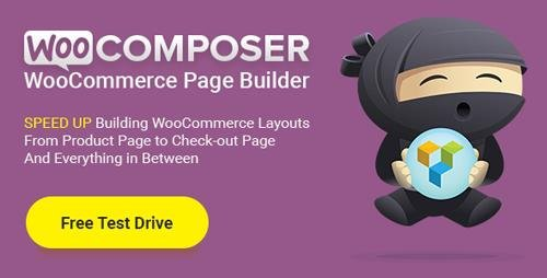 CodeCanyon - WooComposer v1.8.4 - Page Builder for WooCommerce - 19283472