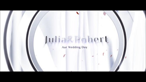 Wedding Opener 12910634 - Project for After Effects (Videohive)