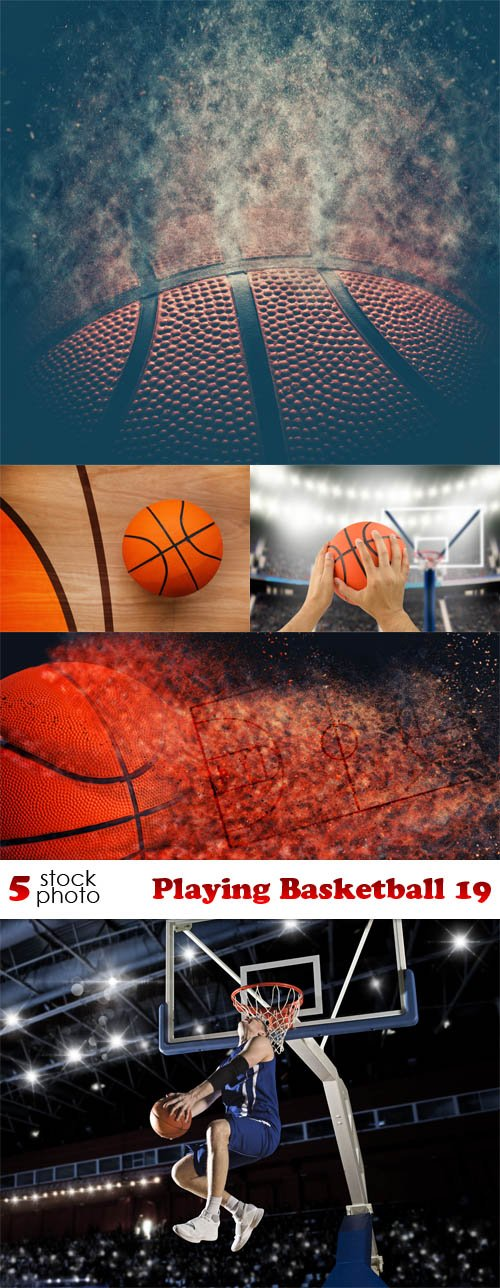 Photos - Playing Basketball 21
