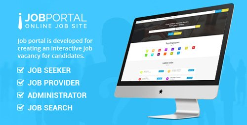 CodeCanyon - Job Portal v3.5 - 15330095