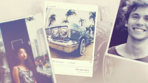 Memories Slideshow 20907619 - Project for After Effects (Videohive)