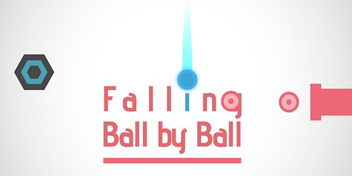 CodeSter - Falling Ball - Buildbox Game Template - 7171