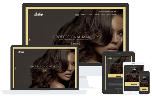 CSSIgniter - Salon v1.6 - WordPress Theme