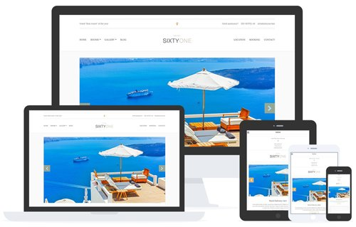 CSSIgniter - SixtyOne v2.6 - WordPress Theme