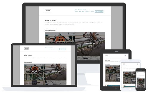 CSSIgniter - Suisen v1.5 - WordPress Theme