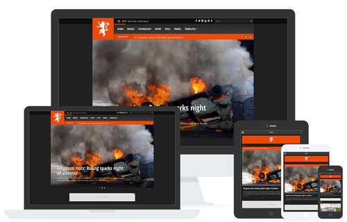 CSSIgniter - Tabloid v1.3 - WordPress Theme