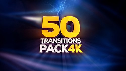Transitions Pack - 4K 19155655