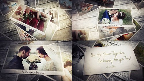 Wedding Photo Gallery 21773255 - Project for After Effects (Videohive)