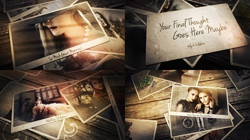 Photo Gallery 21773641 - Project for After Effects (Videohive)