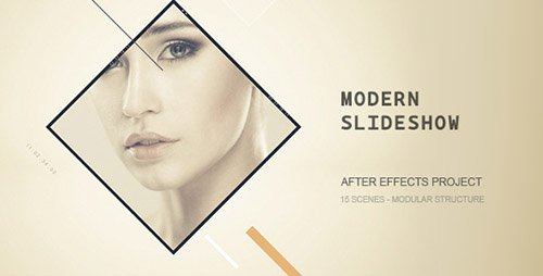 Modern Slideshow 19568859 - Project for After Effects (Videohive)