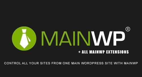 MainWP v3.4.7 - WordPress Plugin + Extensions