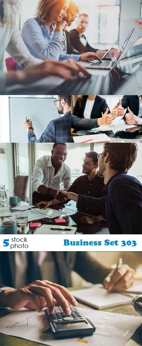 Photos - Business Set 303