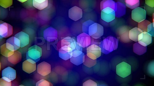 MA - Colorful Bokeh Background 87053