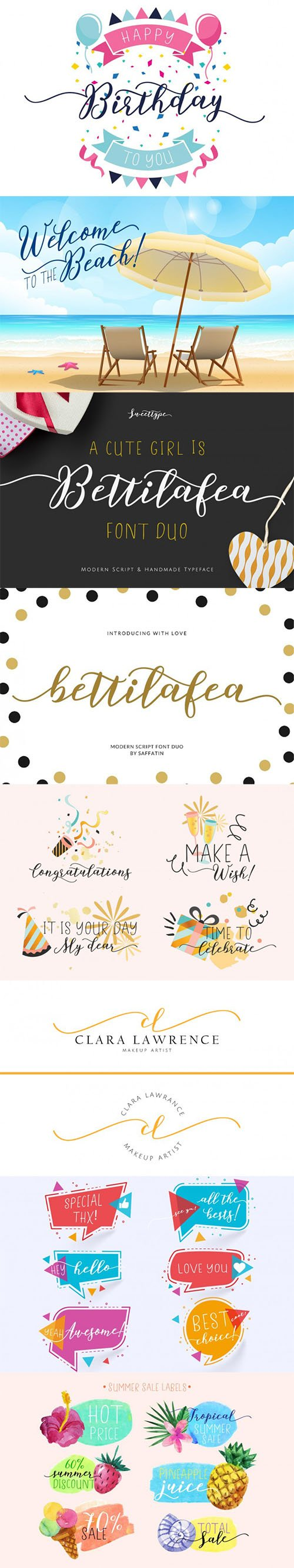 Bettilafea Font Duo 73180