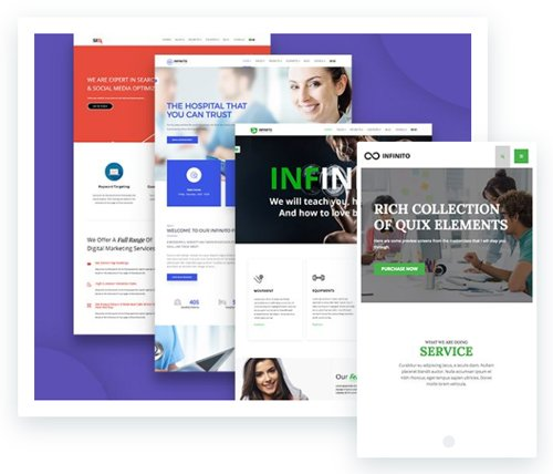 ThemeXpert - Infinito v3.2.1 - Responsive Business Joomla Template