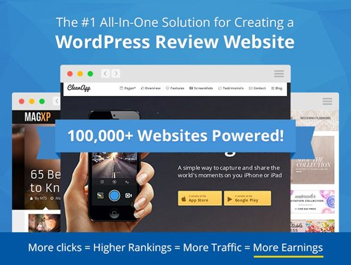 MyThemeShop - WP Review Pro v3.1.0 - WordPress Plugin