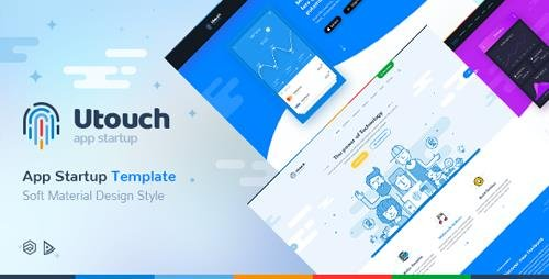 ThemeForest - Utouch Startup v1.0.1 - Multi-Purpose Business Technology and Digital Marketing Joomla Template - 21836790