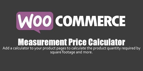 WooCommerce - Measurement Price Calculator v3.13.4