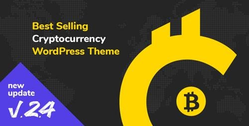 ThemeForest - Cryptic v2.4 - Cryptocurrency WordPress Theme - 20960008