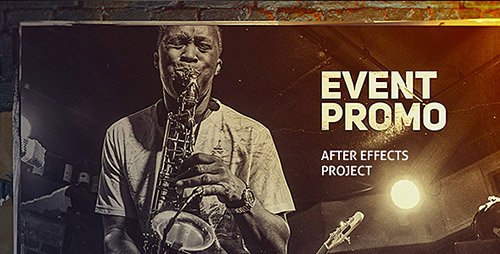Event Promo 21107988 - Project for After Effects (Videohive)