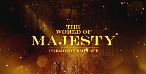 Majesty World Opener - Project for After Effects (Videohive)
