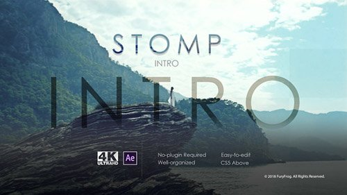 Stomp Intro 21760807 - Project for After Effects (Videohive)