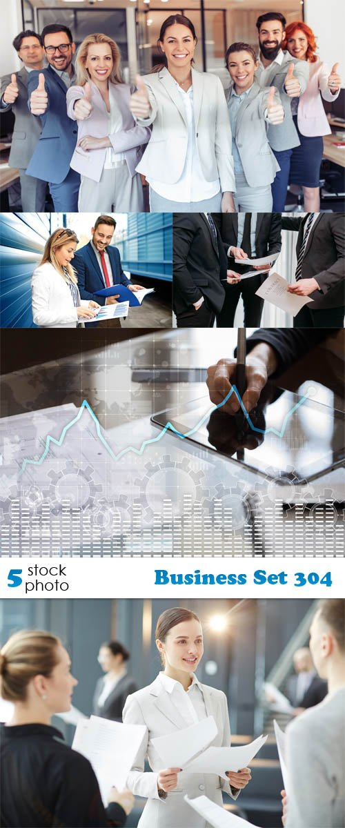 Photos - Business Set 304