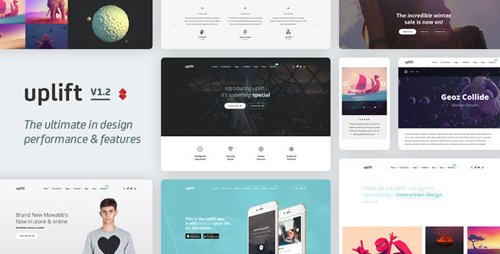 ThemeForest - Uplift v1.3.76 - Responsive Multi-Purpose WordPress Theme - 15409157