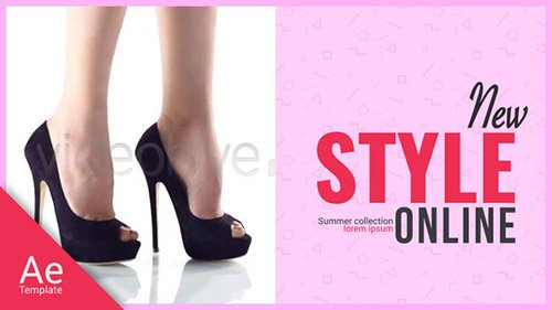 Fashion Sale - Project for After Effects (Videohive)