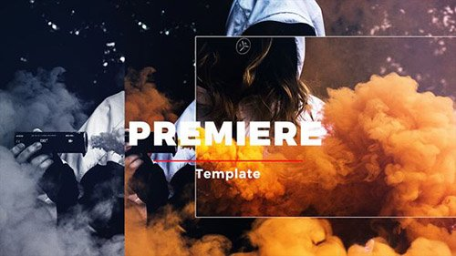 Simple Smooth Slideshow Premiere Pro - Premiere Pro Templates (Videohive)