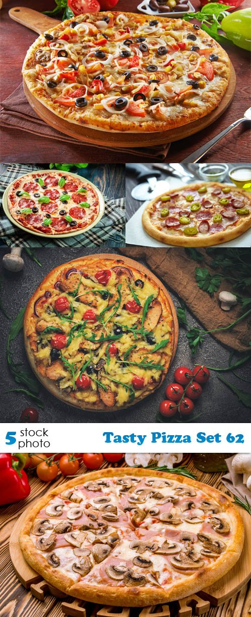 Photos - Tasty Pizza Set 62