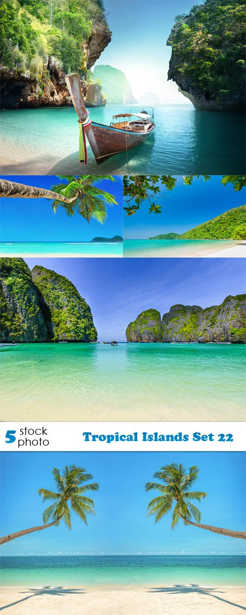 Photos - Tropical Islands Set 22