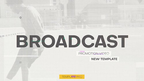 Urban Broadcast 21580116 - Project for After Effects (Videohive)