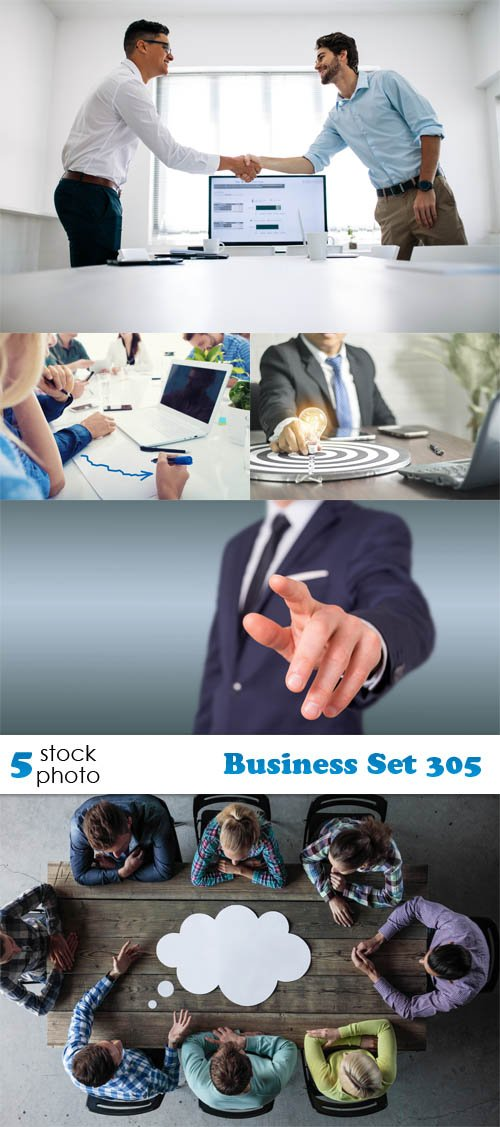 Photos - Business Set 305