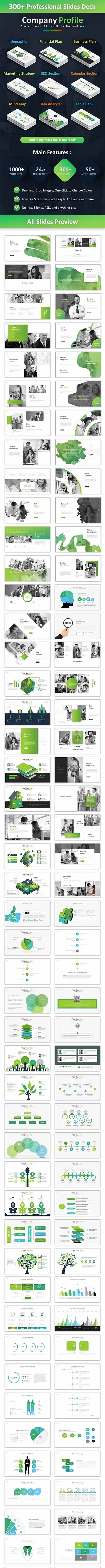 GR - Company Profile Powerpoint 22198669