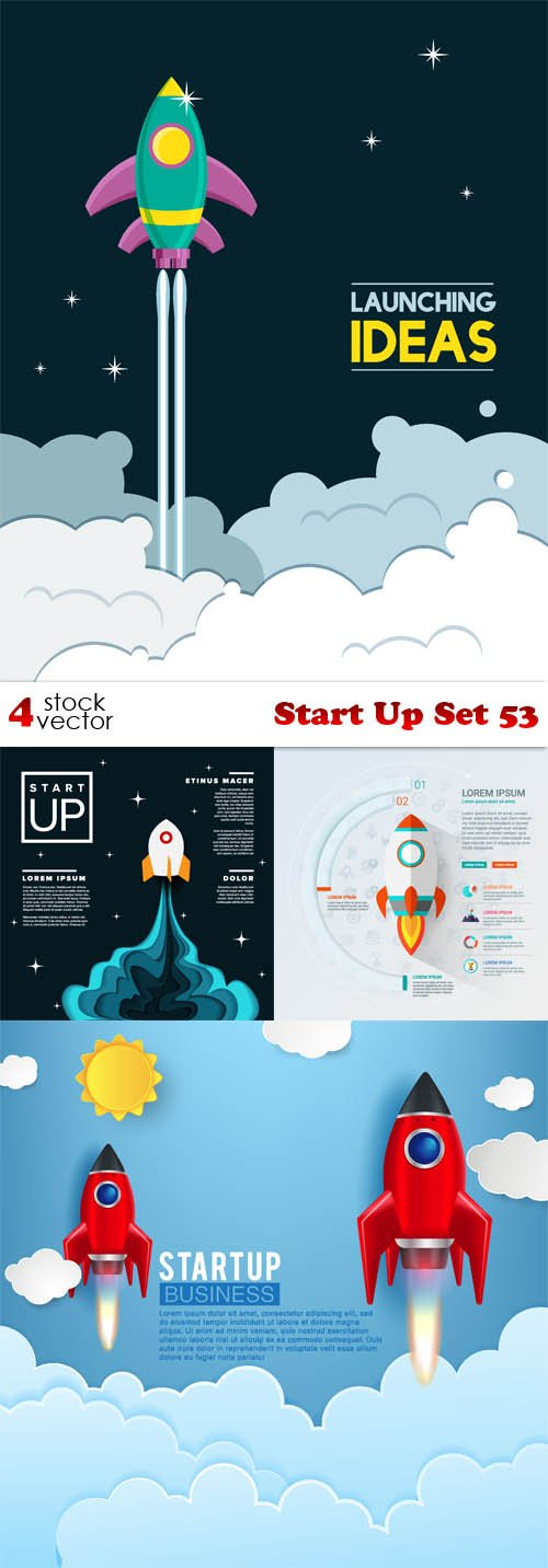 Vectors - Start Up Set 53