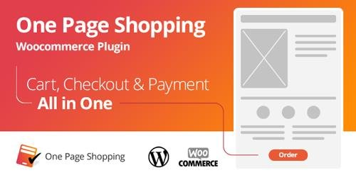 CodeCanyon - WooCommerce One Page Shopping v2.5.21 - 7158470