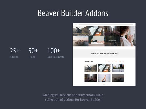Addons for Beaver Builder Pro v2.0.1 - LivemeshThemes