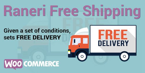 CodeCanyon - Conditional Free Shipping v1.49 - WooCommerce Plugin - 5923615