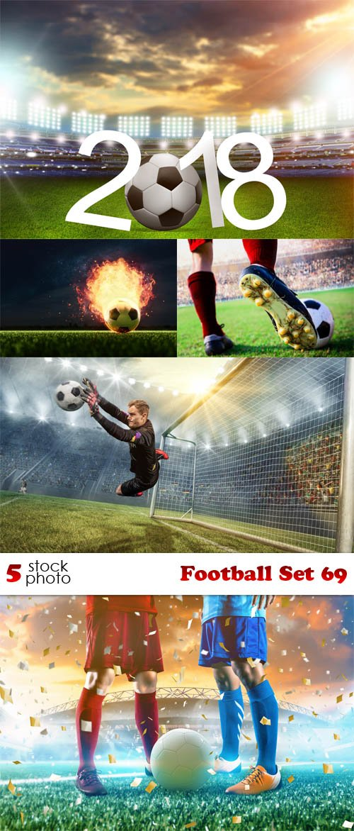 Photos - Football Set 69