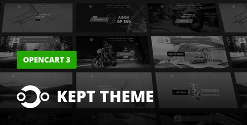 ThemeForest - KEPT v1.5.0.0 - Responsive OpenCart Theme (Update: 15 September 17) - 19982236