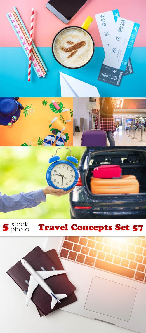 Photos - Travel Concepts Set 57