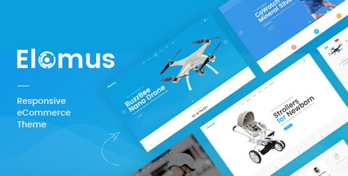ThemeForest - Elomus v1.0 - Single Product OpenCart Theme - 22266452