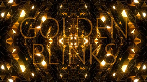 Golden Blinks 19083856
