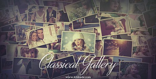 Classical Gallery 14330960 - Project for After Effects (Videohive)