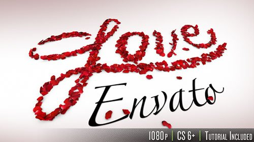 I Love You 14399931 - Project for After Effects (Videohive)