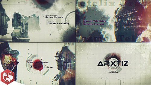 Double Exposure - Movie Opening - Project for After Effects (Videohive)