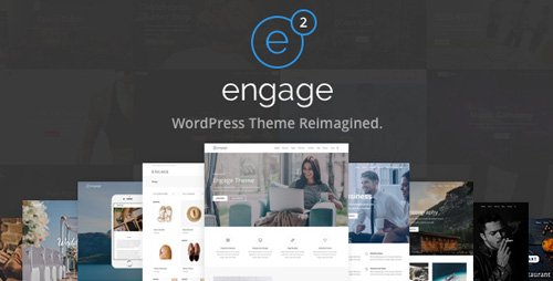 ThemeForest - Engage v2.9.4 - Responsive Multipurpose WordPress Theme - 19199913